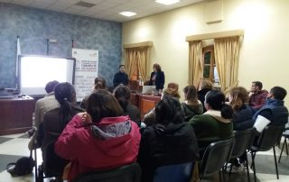 Sesión Informativa en Alameda - 14/12/2017