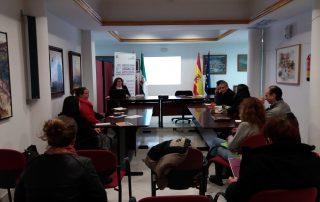 Sesión Informativa en Casabermeja - 20/12/2017