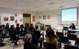 Sesión Informativa en Mollina - 14/12/2017
