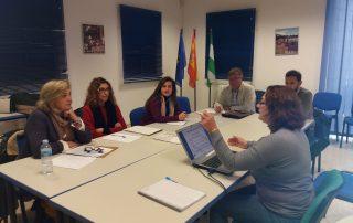 Sesión Informativa para Organismos Oficiales - 15/12/2017